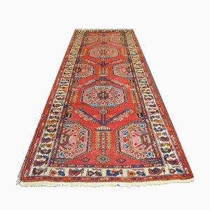 Vintage Middle East Wool Serab Carpet, 1950s