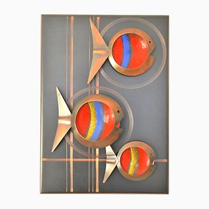 Mid-Century Wall Decoration, 1950s