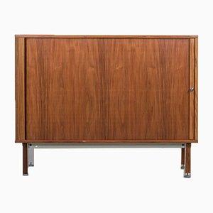 Vintage Danish Rosewood Storage Cabinet by Nipu