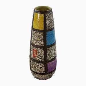 Vase par Mans Boda pour Keramik bay, Allemagne, 1960s