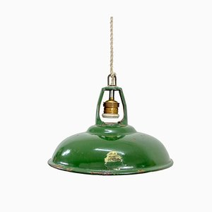 Vintage Industrial Spanish Ceiling Lamp, 1950s