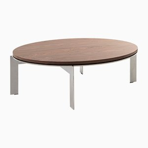 Walnut Side Table Joined E24.4 by Barh
