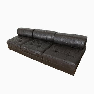 DS-88 Modular Patchwork Sofa by de Sede, 1960s, Set of 3