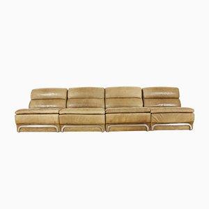 Modular Sofa by Horst Brüning for Kill International, 1970s, Set of 4