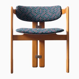 Pamplona Dining Chair by Augusto Savini for Pozzi, 1960s