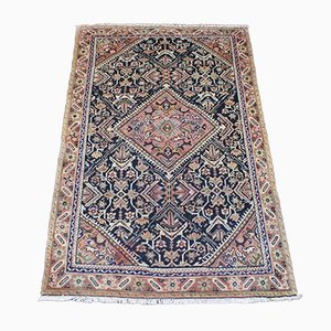 Vintage Middle East Wool Malayer Carpet, 1950s