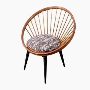 Circle Chair by Yngve Ekström, 1960s
