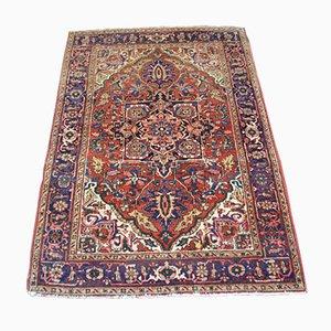 Vintage Middle East Wool Heriz Carpet, 1950s