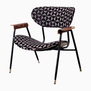 Armchair by Gastone Rinaldi for Rima, 1950s
