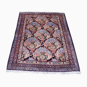 Vintage Middle East Wool Bidjar Carpet, 1950s