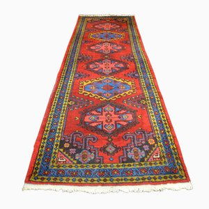 Vintage Middle East Wool Wiss Carpet, 1950s