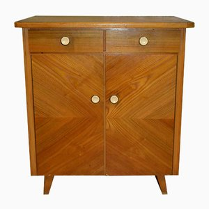 Vintage German Wooden Chest of Drawers, 1930s