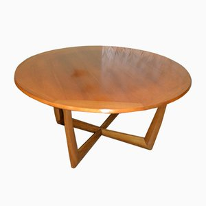 Mid-Century Wooden Model H56 Coffee Table from Westmöbel Ambrock&Gälger, 1960s