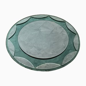 Round Mirror Attributed to Max Ingrand for Fontana Arte, 1960s