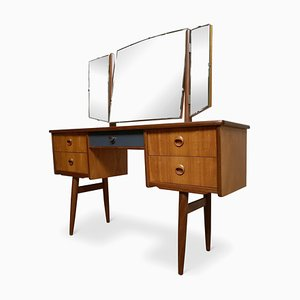 Teak Dressing Table, 1950s