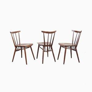Dining Chairs by František Jirák for Tatra, 1960s, Set of 3