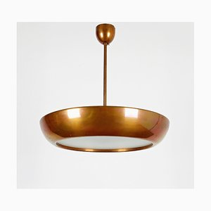 Pendant Lamp by Josef Hurka, 1940s