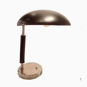 Bauhaus Desk Lamp Attributed to Herman Busquet for Hala Zeist, 1930s