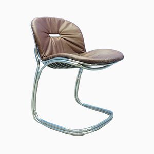 Sabrina Chair by Gastone Rinaldi for Rima, 1970s