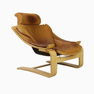 Vintage Model Kroken Lounge Chair by Åke Fribytter for Nelo Möbel