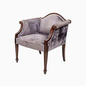 Louis XV Style Bergère Armchair, 1950s