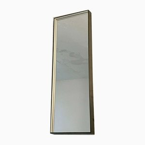 Large Postmodern Rectangular Mirror, 1980s