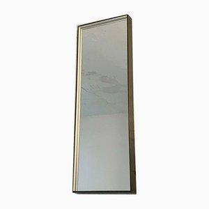 Large Postmodern Rectangular Mirror, 1980s