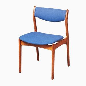 Chaises de Salon en Teck par PE Jøgensen pour Farsø Stolefabrik, 1960s, Set de 6