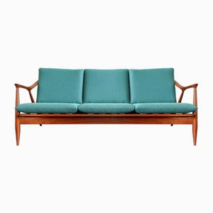 Mid-Century Danish Style Dutch 3-Seater Sofa from De Ster Gelderland, 1960s