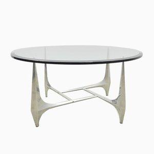 Table Basse Sculpturale par Knut Hesterberg pour Ronald Schmitt, 1980s