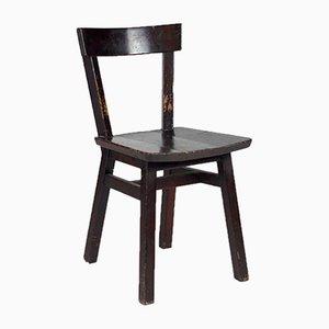 Chaise d'Appoint par Bram van den Berg pour Bas van Pelt, 1953