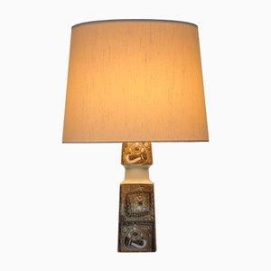 Lampe de Bureau Mid-Century en Céramique par Niels Thorsson pour Royal Copenhagen