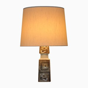 Mid-Century Ceramic Table Lamp by Niels Thorsson for Royal Copenhagen