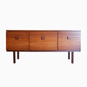 Rosewood Low Chest of Drawers by Ib Kofod Larsen for G-Plan, 1960s
