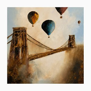 Balloon Oil Painting from David Chambers