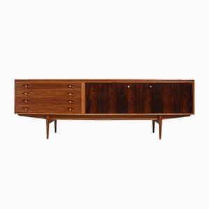 Brass and Rosewood Hamilton Sideboard by Robert Heritage for Archie Shine, 1958