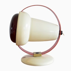 Infraphil Table Lamp by Charlotte Perriand for Philips, 1950s