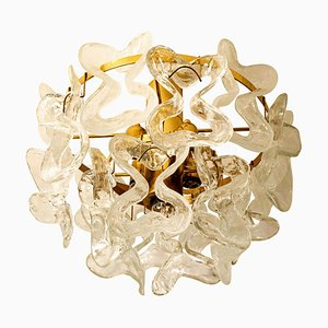 Murano Glass Catena Ceiling Lamp by J.T. Kalmar, 1960s