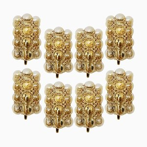 Sconces by Helena Tynell for Glashütte, 1960s, Set of 4