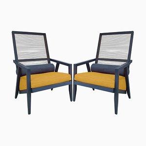 Astoria Hb Lounge Chairs from Pierantonio Bonacina, 1990s, Set of 2