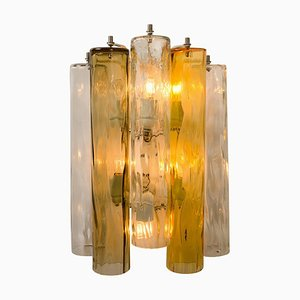 Large Murano Glass Sconces by Barovier & Toso, 1960s, Set of 2