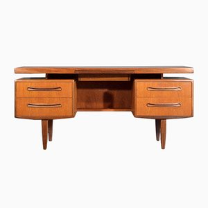 Danish Teak Desk by Ib Kofod Larsen for G-Plan, 1960s