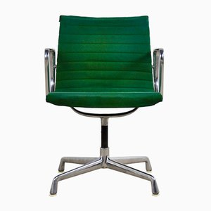 Mid-Century Green Desk Chair by Charles & Ray Eames for Herman Miller ICF, 1960s