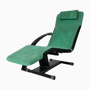 Vintage Flexa Chaise Lounge by Adriano Piazzesi, 1980s