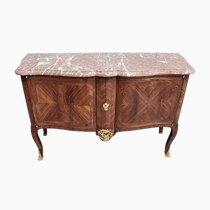 19th Century Louis XV Style Kingwood Serving Buffet