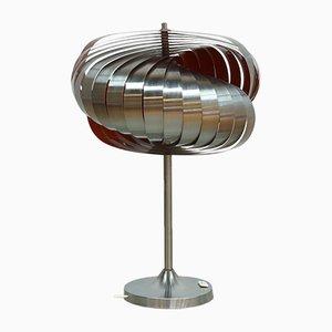 Spiralförmige Tischlampe von Henri Mathieu für Lyfa, 1960er