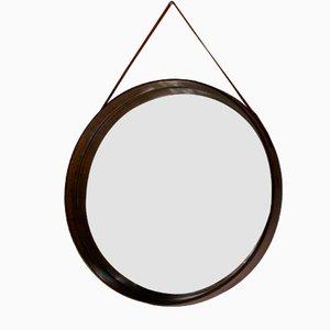 Specchio in stile Paolo Buffa, Italia, anni '60