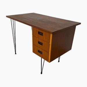Minimalist Desk in the Style of Braakman, 1960s