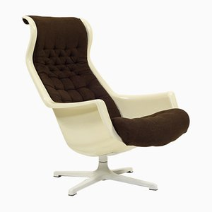 Vintage Galaxy Swivel Chair by Svensson & Yngve Sandstrom for Dux