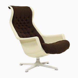 Vintage Galaxy Swivel Chair by Svensson & Yngve Sandstrom for Dux